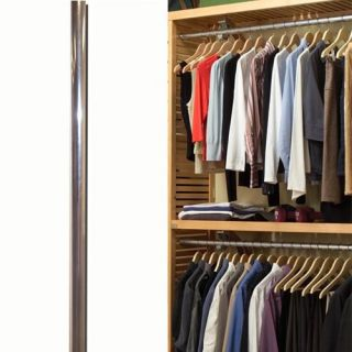 John Louis Home Deluxe Wardrobe Bar Kit   Closet System Components