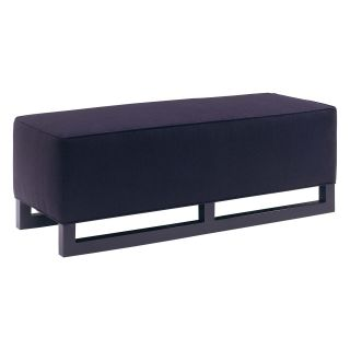 Lazar Macintosh Upholstered Bench Ottoman   Ottomans