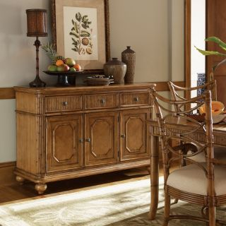Tommy Bahama by Lexington Home Brands Beach House Siesta Key Buffet   Dining Accent Furniture