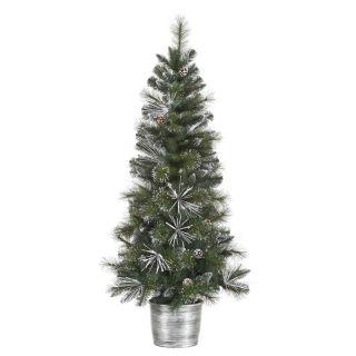Vickerman 5 ft. Frost White Mix Tip Pre Lit Christmas Tree   Christmas Trees