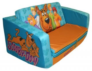 Warner Brothers Scooby Doo Paws Flip Sofa   Kids Sofas