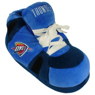 Comfy Feet NBA Sneaker Boot Slippers   Oklahoma City Thunder   Mens Slippers