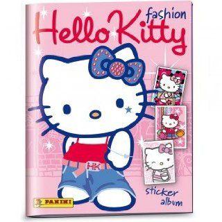 Panini Hello Kitty Fashion Stickeralbum (leer) Spielzeug