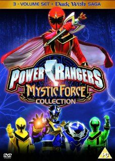 Power Rangers: Mystic Force Complete Series UK Import: Power Rangers Mystic Force: DVD & Blu ray