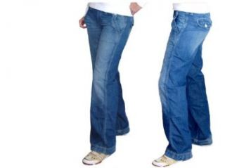 MUSTANG Damen Jeans Hose   Jeans   blau , Jeansgr��e 27/34 Bekleidung