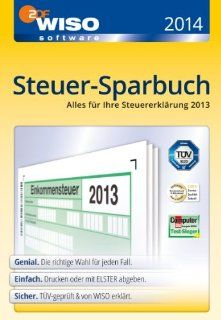 WISO Steuer Sparbuch 2014 (f�r Steuerjahr 2013) [Download]: Software