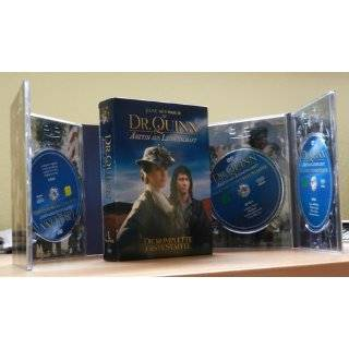 Dr. Quinn   �rztin aus Leidenschaft: Die komplette erste Staffel 5 DVDs: Jane Seymour, Joe Lando, Chad Allen, Jessica Bowman, Erika Flores, Shawn Toovey, Orson Bean, Geoffrey Lower, Jim Knobeloch, Frank Collison, Helene Udy, Nick Ramus, Jennifer Youngs, He