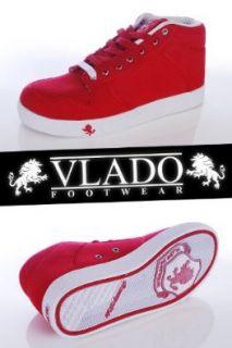Vlado Spectro 1, rot, Größe 47: Schuhe & Handtaschen