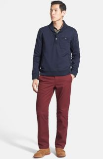 Ted Baker London Sweatshirt & AMI Alexandre Mattiussi Slim Fit Chinos
