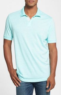 Tommy Bahama Vespa Cotton & Linen Polo