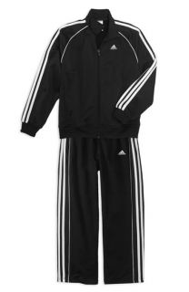 adidas Track Jacket & Pants (Big Boys)