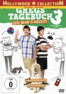 Gregs Tagebuch 3   Ich war's nicht!: Zachary Gordon, Devon Bostick, Rachael Harris, Robert Capron, Steve Zahn, Connor Fielding, Owen Fielding, Peyton List, Laine MacNeil, Edward Shearmur, David Bowers, Troy T. Takaki, Monique Prudhomme, Heike Brandstat