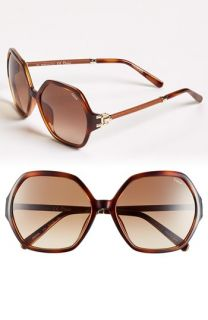 Chloe Marcie 57mm Oversized Sunglasses