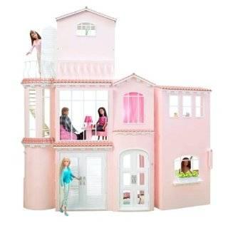 Mattel J0505   Barbie Stadtvilla: Spielzeug
