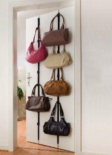 Taschen Garderobe 2er Set: Küche & Haushalt