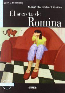 El Secreto de Romina+cd Leer y Aprender Nivel Cuarto Margarita B. Quiles, Margarita Barbera Englische Bücher