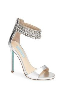 Betsey Johnson Marry Sandal