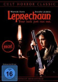Leprechaun (Uncut): Warwick Davis, Jennifer Aniston, Mark Holton, Robert Gorman, Ken Olandt, Shay Duffin, William Newman, Levie Isaacks, Mark Amin, Mark Jones, Jeffrey B. Mallian, Christopher Roth: DVD & Blu ray