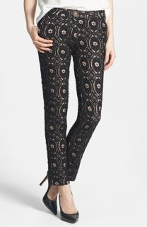 Nikki Rich Lace Skinny Pants