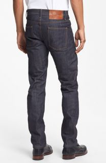 Naked & Famous Denim Skinny Guy Skinny Fit Raw Selvedge Jeans (Left Hand Twill Selvedge)
