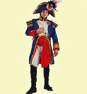 Kost�m Napoleon Bonaparte Gr. XL Uniform Spielzeug