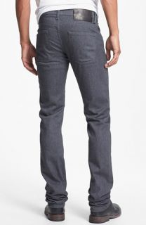 Naked & Famous Denim Skinny Guy Skinny Fit Jeans (Heather Grey Stretch)