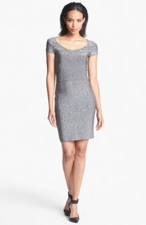 Erin by Erin Fetherston Helen Ponte Knit Sheath Dress