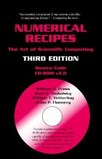 Numerical Recipes Source Code CD ROM: The Art of Scientific Computing: William H. Press, Saul A. Teukolsky, William T. Vetterling, Brian P. Flannery: Software