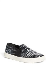 Vince Blair 7 Snakeskin Slip On Sneaker