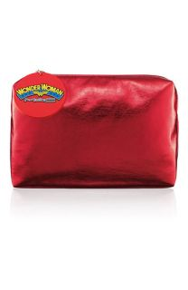 M·A·C Wonder Woman Red Makeup Bag