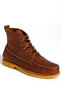 Red Wing Moc Toe Boot