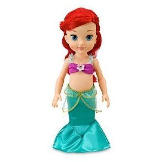 Disney Toddler Ariel Doll    16'': Toys & Games