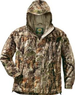 Men's Cabela's Zonz Rain Suede Jacket With Scent Lok : Camouflage Hunting Apparel : Sports & Outdoors