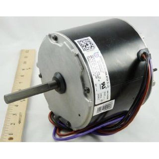 OEM Upgraded Goodman Janitrol Amana 1/4 HP 230v Condenser Fan Motor 0131M00007PS: Industrial & Scientific