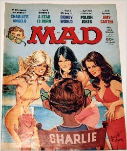 MAD Magazine September 1977 (Vol. 1, No. 193) mad mag Books