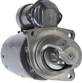NEW STARTER MOTOR HYSTER LIFT TRUCK H 50 H 60 CONTINENTAL G 193 10455322 296840: Automotive