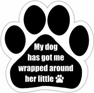 E&S Pets 13125 194 Dog Car Magnet : Pet Memorial Products : Pet Supplies