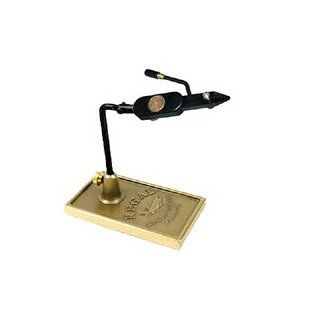 Regal Eng. Medallion Rotary Vise W/ C Clamp   Big Game Jaw : Fly Tying Equipment : Sports & Outdoors