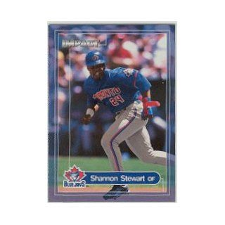 2000 Impact #195 Shannon Stewart: Sports Collectibles