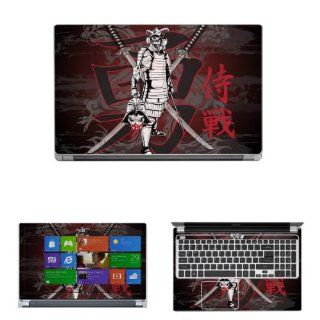 "Decalrus   Decal Skin Sticker for Acer Aspire V5 571P with 15.6"" Touchscreen (NOTES: Compare your laptop to IDENTIFY image on this listing for correct model) case cover wrap V5 571P 195: Electronics"