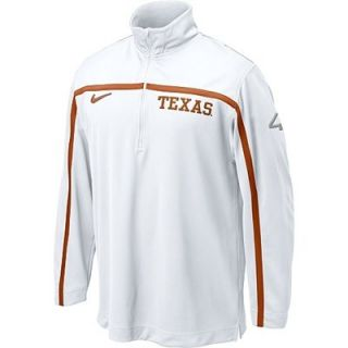 Nike Texas Longhorns 2010 2011 Long Sleeve Shoot Around Shirt