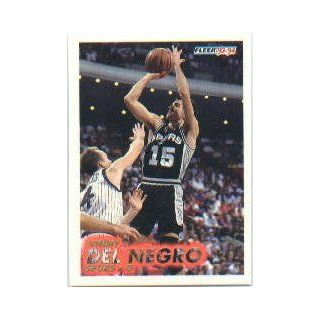 1993 94 Fleer #191 Vinny Del Negro: Sports Collectibles