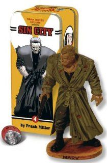 Classic Comic Book Character Sin City Marv Figure 13 193 Toys & Games