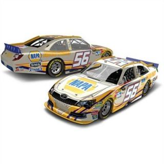 Action Racing Collectibles Martin Truex, Jr. 12 NAPA #56 Camry, 124 Frost