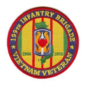 199th Light Infantry Brigade Vietnam Veteran Patch: Everything Else