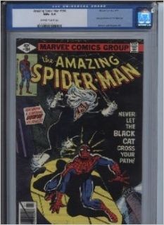 Amazing Spider man #194, Cgc 9.6: WOLFMAN: Books
