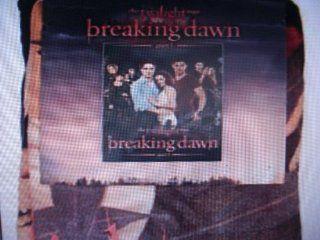 Twilight Breaking Dawn Cast Fleece Blanket: Everything Else