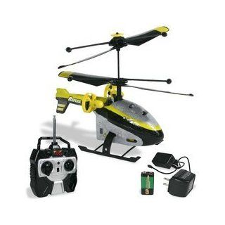 Air Hogs Reflex Helicopter: 27.195 MHz   Yellow: Toys & Games