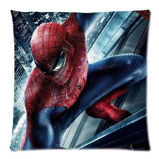 Standard The Amazing Spider Man Pillow Cases  One Side Square Pillowcase Pillow Cover Size 18x18 inch.   Throw Pillow Covers