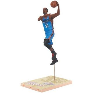 McFarlane Kevin Durant Oklahoma City Thunder Series 22 Action Figure   Light Blue